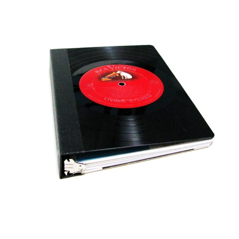 LP Mini Binder